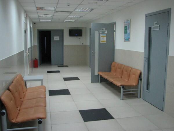Городской медицинский центр в Мытищах