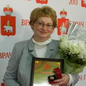 Шевелева Наталья Пантелеймоновна, ЛОР