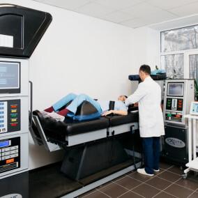 Ноосфера, Клиника лечения позвоночника и суставов