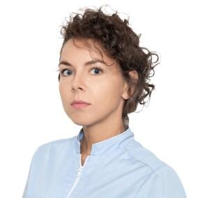 Голубева Виктория Сергеевна, стоматолог-терапевт