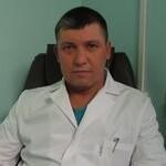 Усиков Вадим Владимирович, ортопед