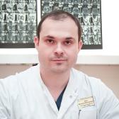Заяц Виталий Викторович, ортопед