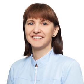 Спицына Марина Сергеевна, стоматолог-терапевт