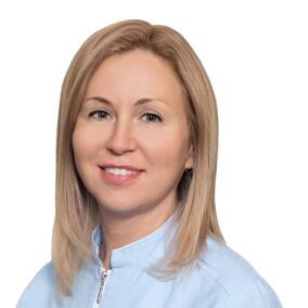Шапиро Евгения Германовна, стоматолог-терапевт