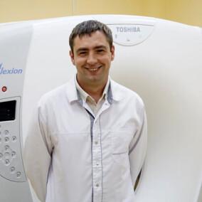 Котов Максим Анатольевич, рентгенолог