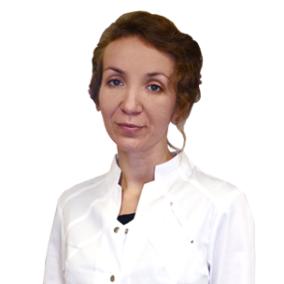 Фукс Анна Дмитриевна, педиатр