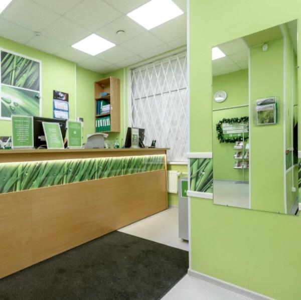 Медицинский центр XXI век (21 век) на Маршака