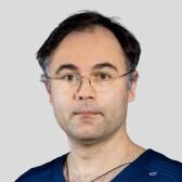 Васильев Федор Вячеславович, рентгенолог