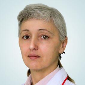 Шатских Юлия Юрьевна, невролог