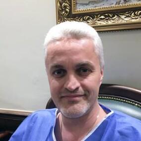 Забежинский Дмитрий Александрович, хирург
