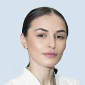 Гудиева Дзерасса Руслановна, стоматолог-терапевт