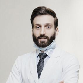 Бокучава Шота Зурабович, стоматолог-терапевт