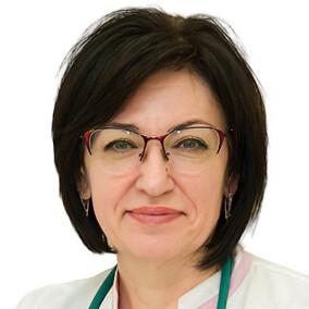Замариддинова Гульнара Мансуровна, педиатр