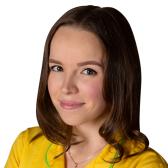 Лебедева Мария Олеговна, детский стоматолог
