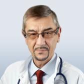 Цупров Юрий Васильевич, вертебролог