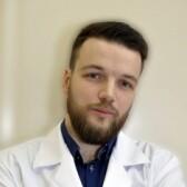 Яновский Максим Олегович, педиатр