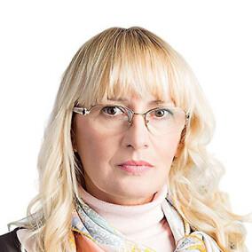 Гонопольская Виктория Николаевна, психиатр