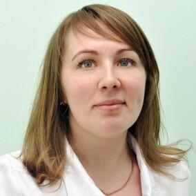 Игольницына Олеся Викторовна, стоматолог-ортопед