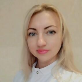Ольшанская Оксана Сергеевна, психиатр