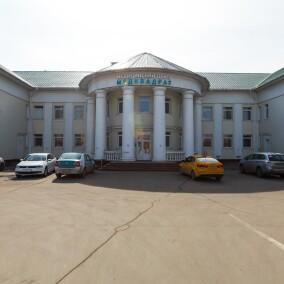 Клиника Медквадрат на Каширском шоссе