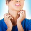 зуд кожи при экземе (атопическом дерматите, нейродермите)