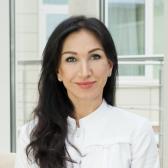 Вербицкая Ксения Валентиновна, акушер-гинеколог