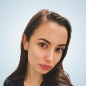 Ибрагимова Милана Валентиновна, стоматолог-хирург