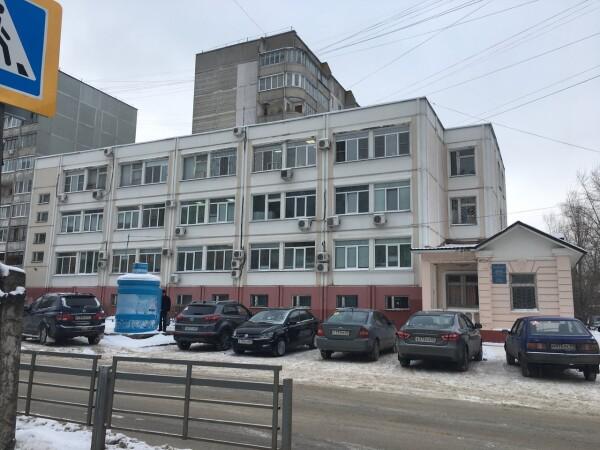 Кардиологический диспансер на Комсомольском
