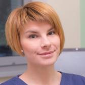 Коротенкова Дарья Андреевна, врач ЛФК