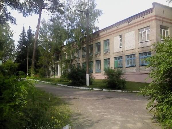 Сомовский детский санаторий для больных туберкулезом