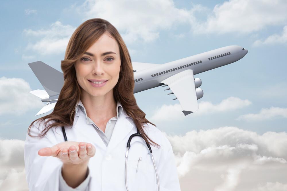 Авиаперелет при астме: есть ли риск?
