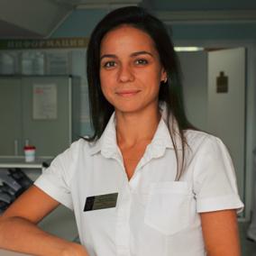 Запольская Надежда Петровна, гинеколог