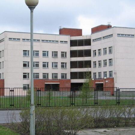 Поликлиника Детской клинической больницы №5 им. Филатова, фото №1