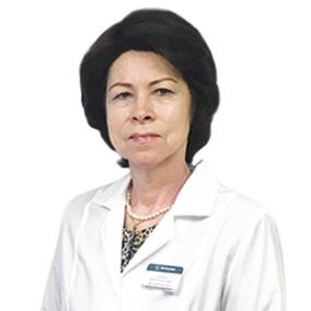 Спицына Надежда Филипповна, пульмонолог