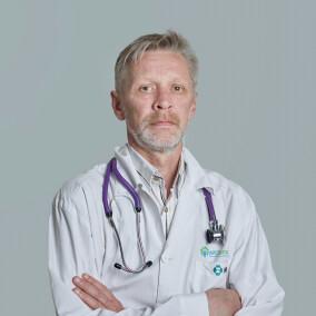 Барбарин Илья Николаевич, ревматолог
