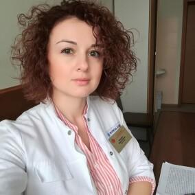 Богданова Илона Олеговна, психиатр