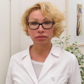 Слободянник Надежда Владимировна, эндокринолог