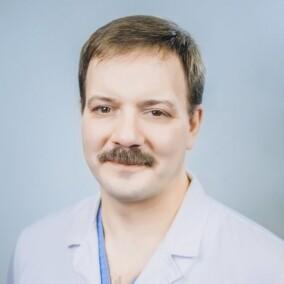 Сафаров Дмитрий Сергеевич, анестезиолог