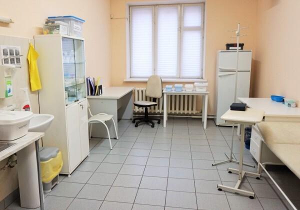 Клиника Евромед на Чудинова