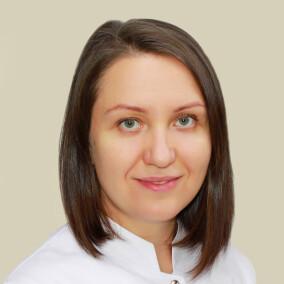 Пазенко Екатерина Владимировна, гастроэнтеролог