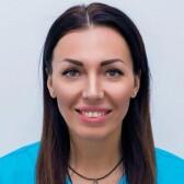Захарина Елена Владимировна, педиатр