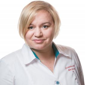 Велеславова Ольга Евгеньевна, кардиолог