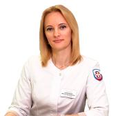 Тверезовская Ирина Александровна, онколог