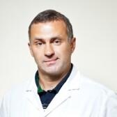 Кекелидзе Сергей Ахмедович, массажист