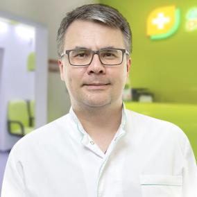 Дубовиков Андрей Геннадьевич, ЛОР
