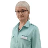 Свечина Евгения Алексеевна, педиатр