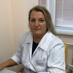 Шульженко Ирина Владимировна, психиатр