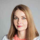 Милюхина (Белкина) Вера Викторовна, офтальмолог