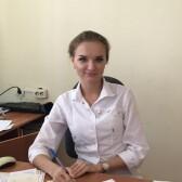 Лёвина Маргарита Сергеевна, врач УЗД