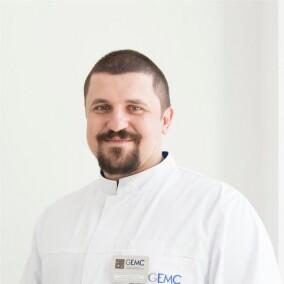 Мазуренко Денис Александрович, уролог